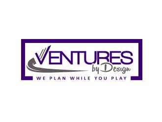 Ventures by Design logo design