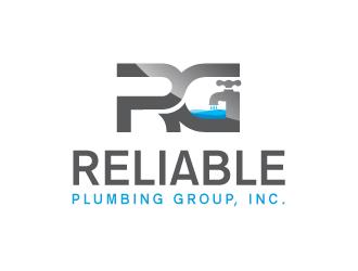 Reliable Plumbing Group, Inc. logo design