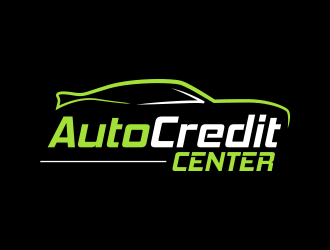 Auto Credit Center logo design