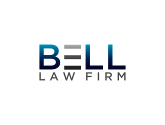 Bell Law Firm logo design