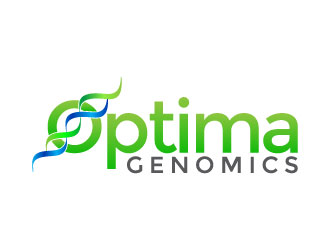 OptimaGenomics logo design