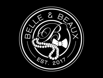 Belle & Beaux, LLC. logo design