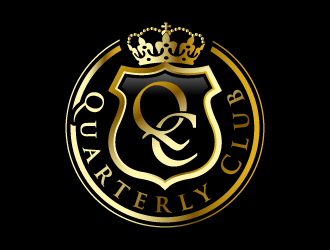 Quarterly Club logo design