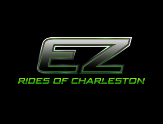 EZ Rides of Charleston logo design
