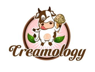 Creamology logo design