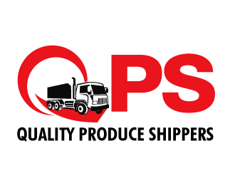 Quality Produce Shippers Inc logo design