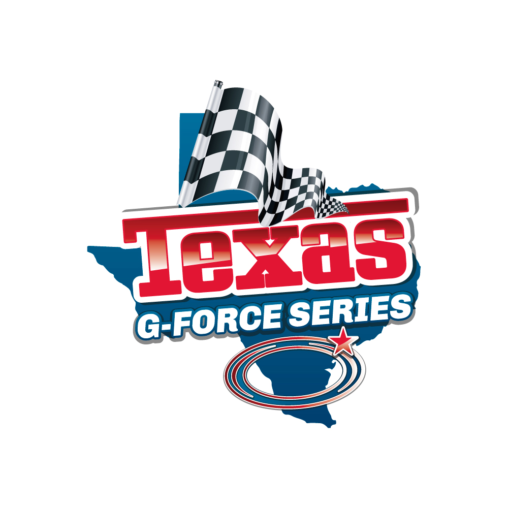 Texas G-Force Series logo design
