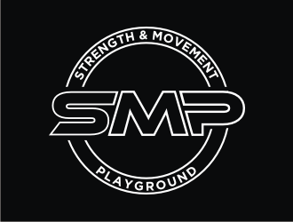 Strength & Movement Playground logo design