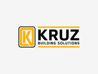 Kruz Building Solutions logo design