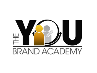 The YOU Brand Academy logo design