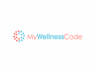 My Wellness Code logo design