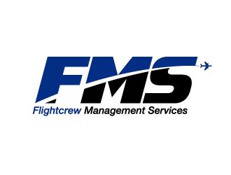 Flightcrew Management Services logo design