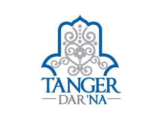 TANGER DARNA logo design