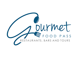 Gourmet Food Pass logo design
