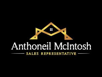 Anthoneil McIntosh logo design
