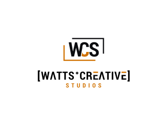 Watts Creative Studios logo design