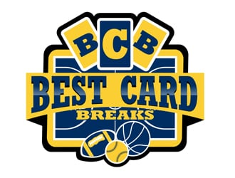 Best Card Breaks (BCB) logo design