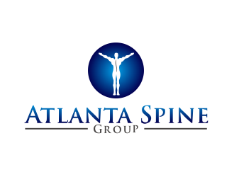 Atlanta Spine Group logo design
