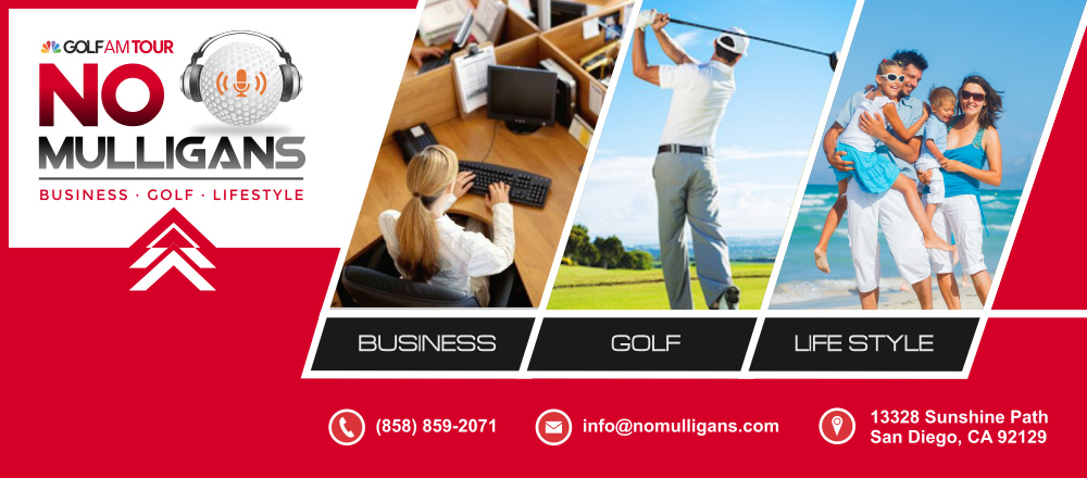 No Mulligans logo design