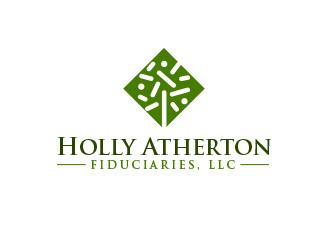Holly Atherton Fiduciaries, LLC logo design