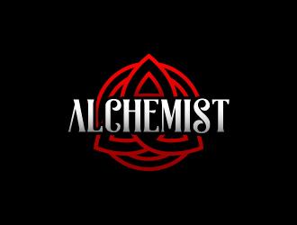 Alchemist logo design