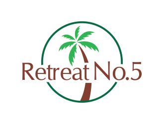 Retreat No.5 logo design