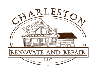 Charleston Renovate and Repair, LLC logo design
