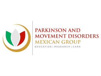 Mexican Parkinson and Movement Disorders Group logo design