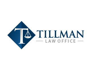 Tillman Law Office logo design