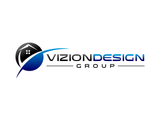 Vizion Design Group logo design