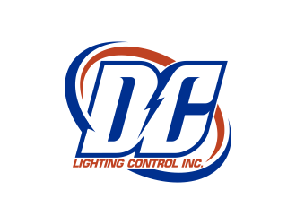 DC Lighting Control Inc. logo design