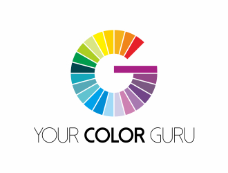 Your Color Guru logo design