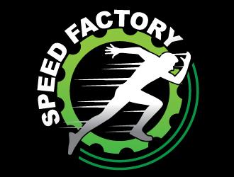 Speed Factory logo design winner