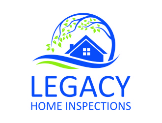Legacy Home Inspections logo design