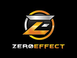 Zeroeffect logo design