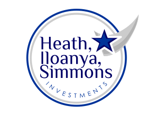 Heath, Iloanya & Simmons Investments logo design