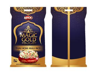 MAGIC logo design winner