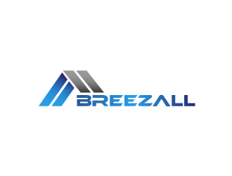 BREEZALL logo design