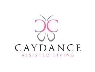 Caydance Assisted Living logo design