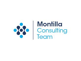 MCT - Montilla Consulting Team logo design