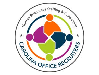 Carolina Office Recruiters logo design winner