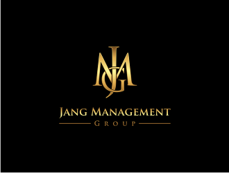 Jang Management Group logo design