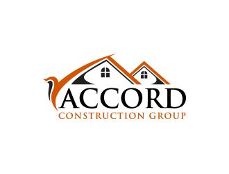 Accord Construction Group logo design