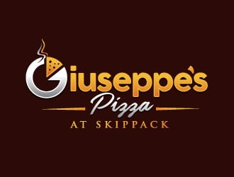 Giuseppes Pizza at Skippack logo design