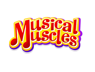 Musical Muscles logo design