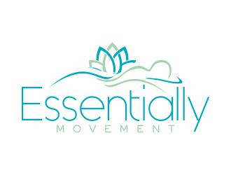 Essentially Movement logo design