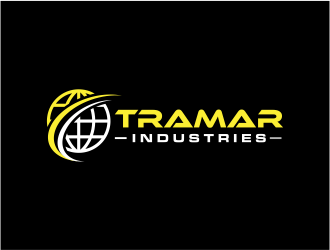 Tramar Industries logo design