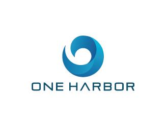 One Harbor logo design