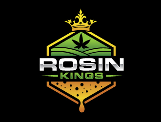 1.Honey Badger Extracts  2. Rosin kings 3. Open to ideas logo design
