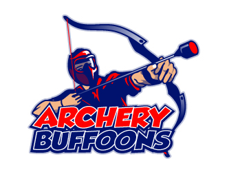 Archery Buffoons logo design